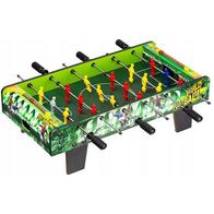Masa de fotbal din lemn 61 x 30 5 cm x 18 5 cm Ecotoys - Verde