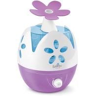 Umidificator cu ultrasunete Bayby BBH 8080, cromoterapie, aromaterapie, led, fara filtre, floare