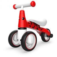 Bicicleta fara pedale ECOTOYS Buburuza LB1603 - Rosu