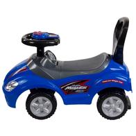 Masinuta de impins Sun Baby Mega car - Blue