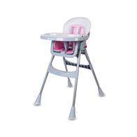 Scaun de masa Sun Baby 002 Comfort Basic - Pink