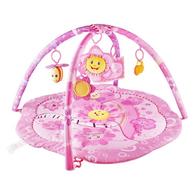 Salteluta de joaca Sun Baby 018 Pink Flowers