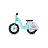 Bicicleta fara pedale din lemn Sun Baby 006 Ciao Bella