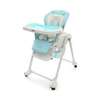 Scaun de masa Coto Baby Zefir Blue