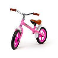 Bicicleta fara pedale cu aripi la roti Ecotoys N2004 - Roz