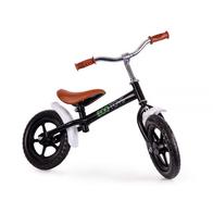 Bicicleta fara pedale cu aripi la roti Ecotoys N2004 - Negru