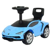 Masinuta de impins Lamborghini 3726A - Albastru