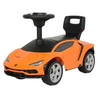 Masinuta de impins Lamborghini 3726A - Portocaliu