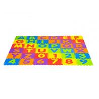 Salteluta educationala pentru joaca cu litere si cifre ECOEVA002