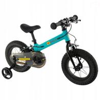Bicicleta EURObaby Winner WB1208 Albastru