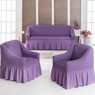 Set huse pentru canapele 3 locuri si 2 fotolii - H401