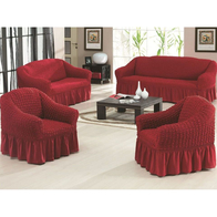 Set 4 huse 3211, pentru canapea 3 locuri, canapea 2 locuri si 2 fotolii - HH506