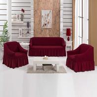 Set huse pentru canapele 3 locuri si 2 fotolii - H410
