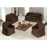 Set 4 huse 3211, pentru canapea 3 locuri, canapea 2 locuri si 2 fotolii - HH518