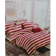 Lenjerie pentru pat de 2 persoane pufoasa Cocolino - JOJO338