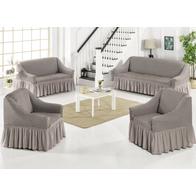 Set huse pentru canapele 3 locuri si 2 fotolii - H417