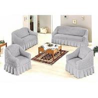 Set 4 huse 3211, pentru canapea 3 locuri, canapea 2 locuri si 2 fotolii - HH516