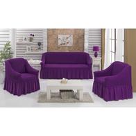 Set huse pentru canapele 3 locuri si 2 fotolii - H408