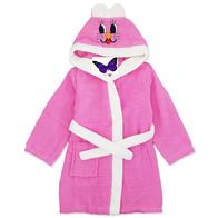 Halat de baie pentru copii roz - ROZ01