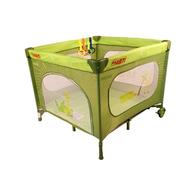 Tarc de joaca ARTI BasicGo - Green Giraffe