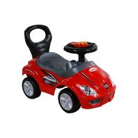 Masinuta de impins ARTI 382A Mega Car Standard - Rosu