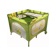 Tarc de joaca ARTI LuxuryGo - Green Giraffe