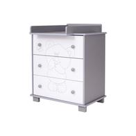 Comoda Eurogloria Bear - Silver