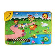 Salteluta de joaca ARTI Music Rainbow-Farm 38-1