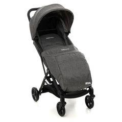 Premergator Sun Baby Pisicuta 021 cu functie de balansoar - Turquoise Grey