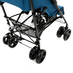 Premergator Sun Baby Pisicuta 021 cu functie de balansoar - Blue Grey