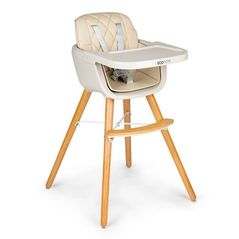 Casuta de papusi din lemn cu mobilier Ecotoys F0373