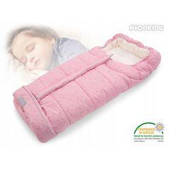Sac de dormit 96 x 45 cm Ricokids Drimi - Roz