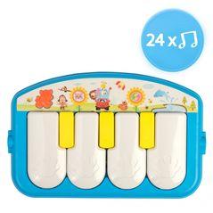 Salteluta de joaca cu pian Ricokids 7316 - Multicolora