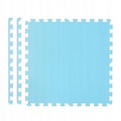Salteluta de joaca 120 x 120 cm Ricokids 7484 - Albastru