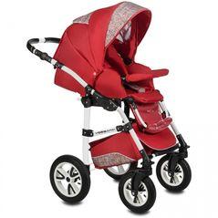 Carucior VESSANTI Flamingo Easy Drive 3 in 1 - Red