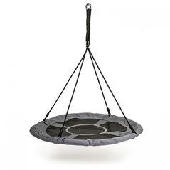 Leagan De Gradina Ecotoys Boc110 Pentru Copii, 110 Cm, 150 kg, Gri