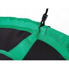 Leagan tip cuib pentru copii XXL, 95 cm, 150 kg, Neo-Sport 1001, Verde